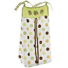 Kids Line Mod Pod Pop Monkey Diaper Stacker