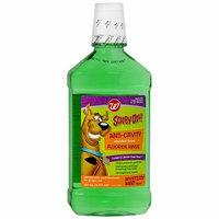 Walgreens Scooby Doo Anti-Cavity Flouride Rinse
