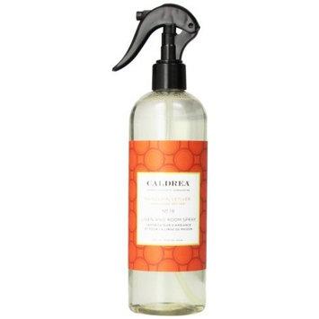 Caldrea Linen & Room Spray-Mandarin Vetiver-16 oz.