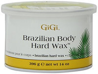 GiGi Brazilian Bikini Hard Wax Bonus Size