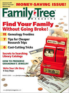 Kmart.com Family Tree Magazine - Kmart.com