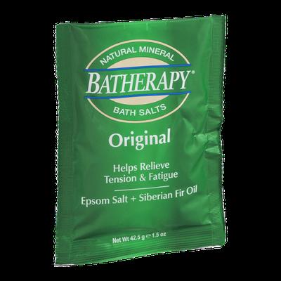 Batherapy Bath Salts Original