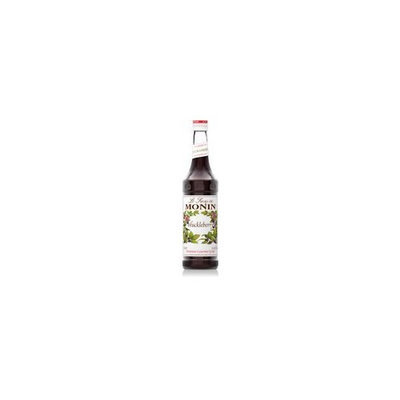 Monin Flavored Syrup,Huckleberry, 33.8-Ounce Plastic Bottle (1 Liter)