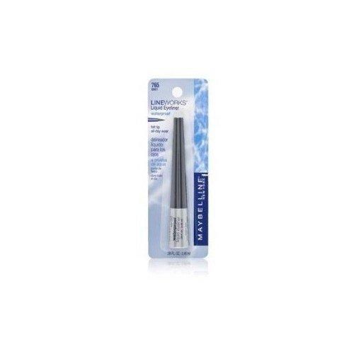 Maybelline Line Works Liquid Liner Waterproof 765 Grey