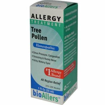 Bio-Allers Tree Pollen Allergy Relief 1 oz