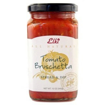 The Prepared Pantry Tomato Bruschetta Spread and Dip by Elki
