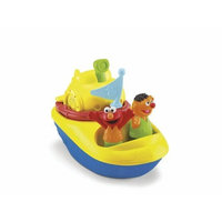Fisher-Price Sesame Street Stack'N Play Boats