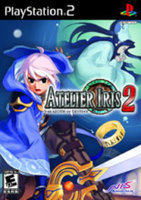 Atelier Iris 2: Azoth of Destiny (Playstation 2)