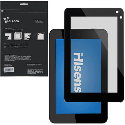 A-1 Advanced Structural Systems, Inc. HD Reusable Matte Bubble Free Screen Protector for Hisense Sero 7 Pro