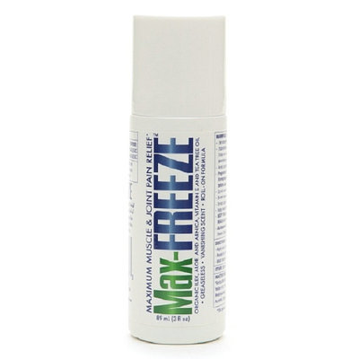 Max-Freeze Maximum Muscle & Joint Pain Relief Roll-On