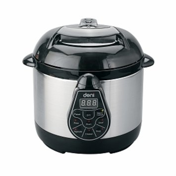 Deni 2.0qt. Electric Pressure Cooker