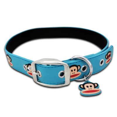 26 Bars & a Band Paul Frank Multi Julius Rubberized Collar
