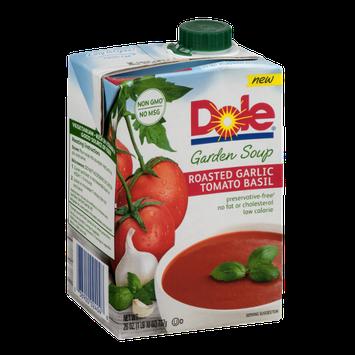 Dole Garden Soup Roasted Garlic Tomato Basil
