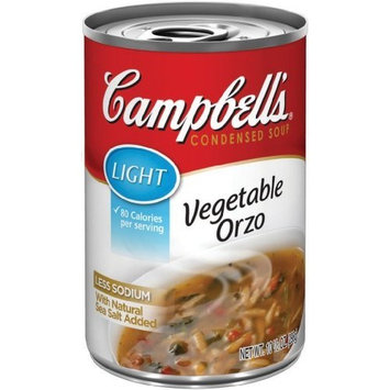 Campbell's® Light Vegetable Orzo Condensed Soup