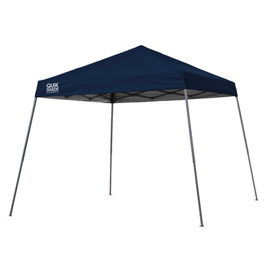 Variflex, Inc. Quik Shade Expedition EX64 Instant Canopy 10x10 - Navy Blue