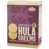 Diamond Bakery Hawaiian Crackers, Coconut Hula Creems, 5 Ounce (Pack of 6)