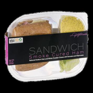 Lifestyle Foods Smoke Cured Ham Sandwich