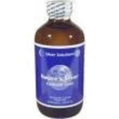 Silver Solutions Nature`s Silver - 8 oz