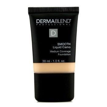 Dermablend Smooth Liquid Camo Foundation (Medium Coverage) Linen 30Ml/1Oz