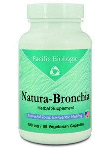 Pacific Biologic Natura-Bronchia 90 vcaps