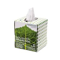 Seventh Generation Recycled Facial Tissue