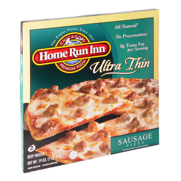 Home Run Inn Ultra Thin Sausage Pizza