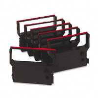 Dataproducts E8900 E8901 Compatible Ribbon- Black/Red