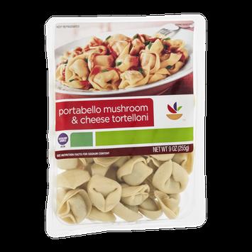 Ahold Portabello Mushroom & Tortelloni