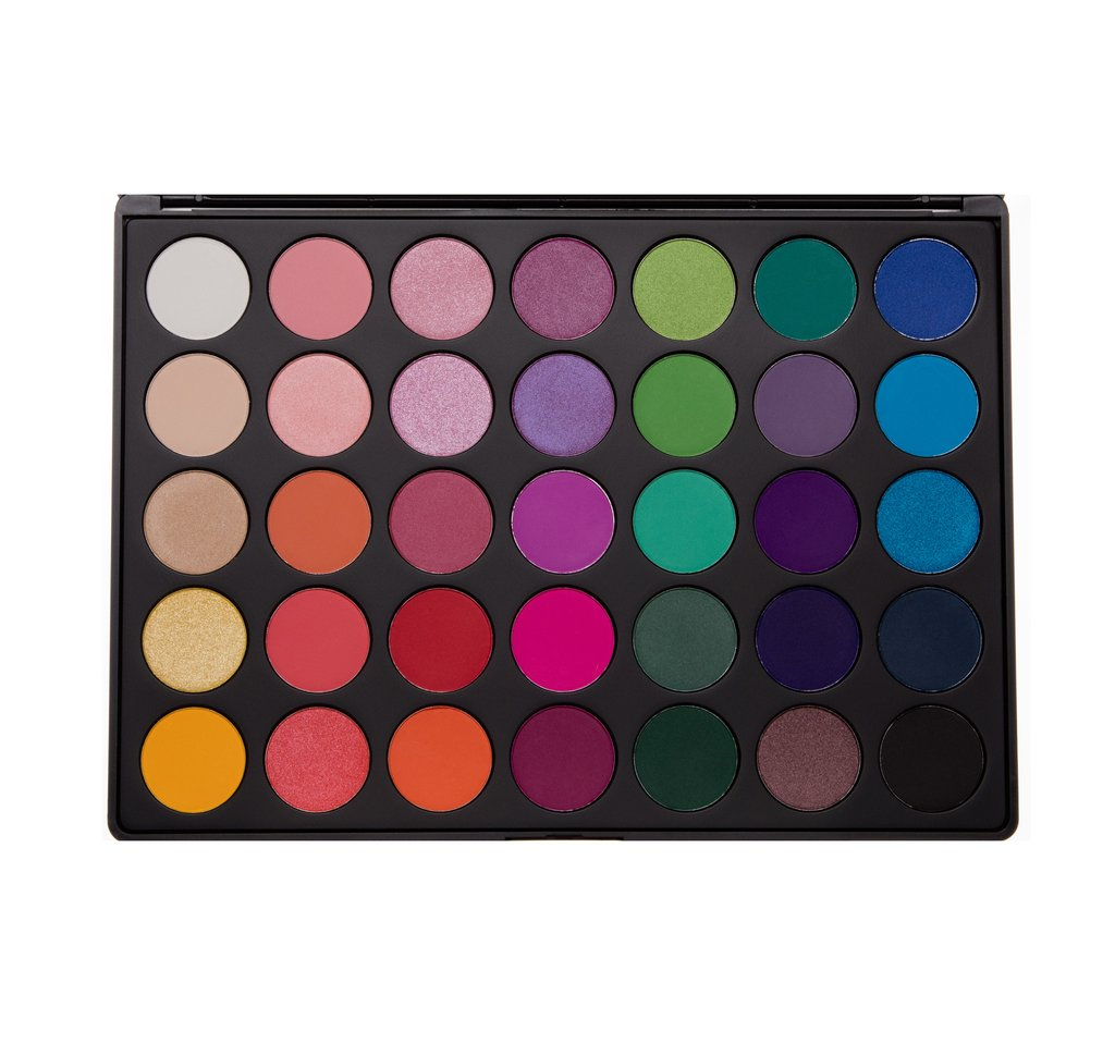 Morphe 35B Color Burst Eyeshadow Palette