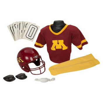 Franklin Sports Minnesota Deluxe Uniform Set - Small