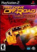 Atari Test Drive Off-Road: Wide Open