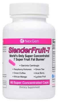 Nexgen Biolabs SlenderFruit-7 - Weight Loss & Appetite Suppression diet pills with Garcinia, Raspberry Ketones