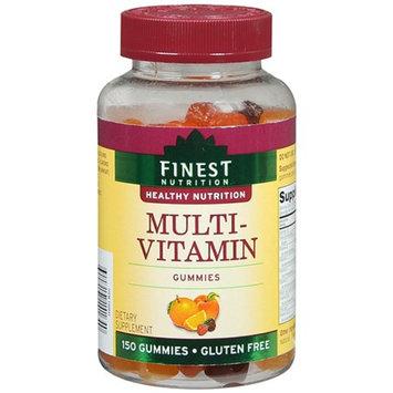 Finest Nutrition Multivitamin Dietary Supplement Gummies