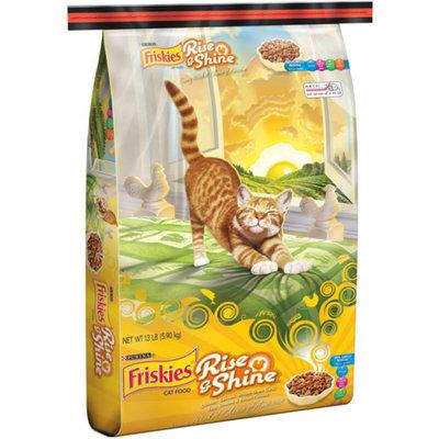 Purina Friskies Rise & Shine Cat Food, 13 lbs
