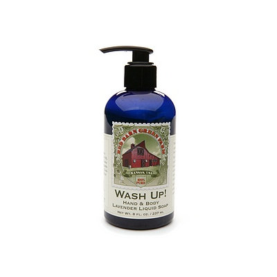 Red Barn Green Farm Wash Up! Lavender Hand & Body Liquid Soap
