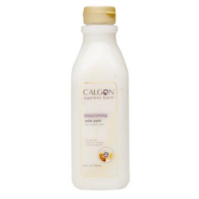 Calgon Ageless Bath Milk Serum