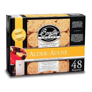 Bradley Smoker Alder Bisquettes - 48 Pack