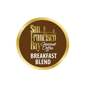 Rogers 18-Count OneCup San Francisco Bay Breakfast Blend Coffee for Single Serve Coffee Makers