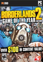 GearBox Software Borderlands 2: Game of the Year Edition