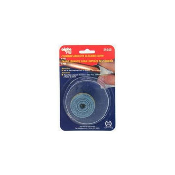 Fry Technologies Cookson Elect Abrasive Plumbing Cleaning Cloth AM51040