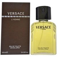 Men's Versace L'Homme by Versace Eau de Toilette Spray - 3.3 oz