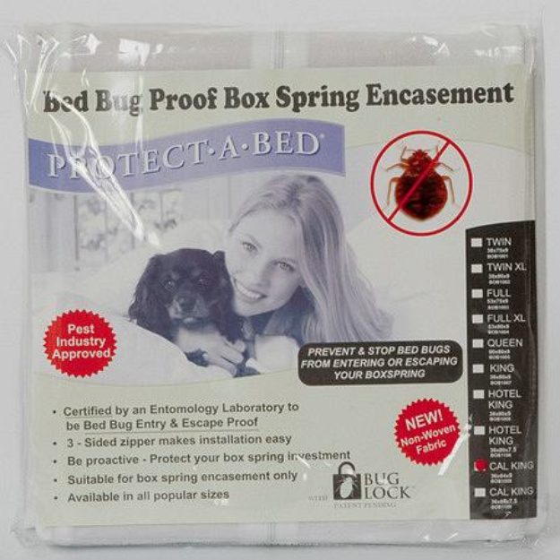 Protect-A-Bed Bed Bug Proof California King Box Spring Encasement California King