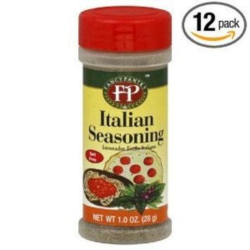 Fancy Pantry Seasoning Italian, 1-Ounce (Pack of 12)