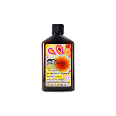 Amika Obliphica Triple Shampoo - 3.4 oz