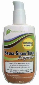 Ture's Rite Bruise-Strain-Tear Repair Natures Rite 4 oz Gel