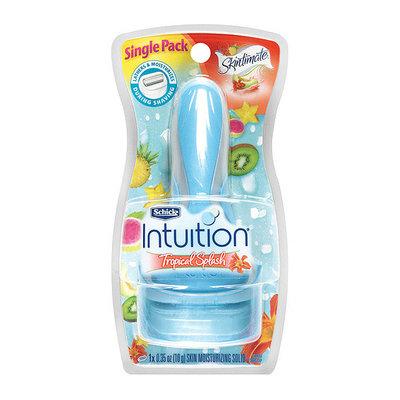 Intuition Schick  Tropical Splash Razor