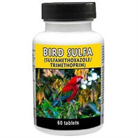 Thomas Laboratories Bird Sulfa (60 tablets)