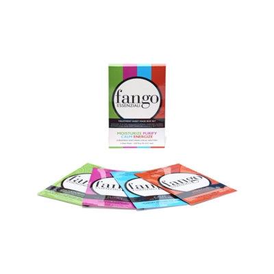 fango Essenziali Sheet Mask 4-Pack Combo Pack, Only at Macys