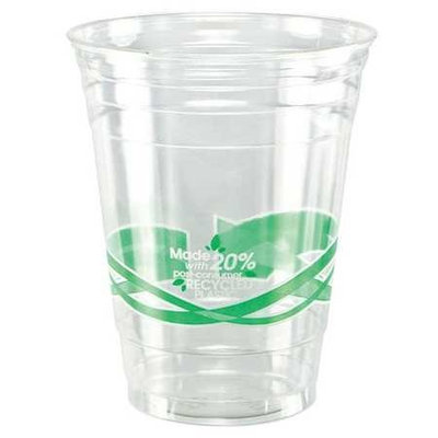 DART RC16CT Disposable Cold Cup,16 oz, Clear, PK1000