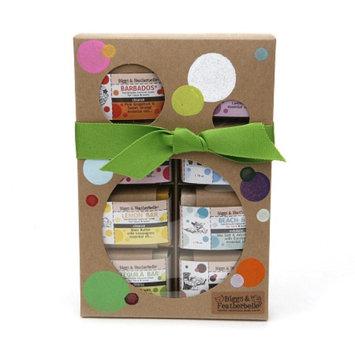 Biggs & Featherbelle Mini Bar Sampler Gift Set